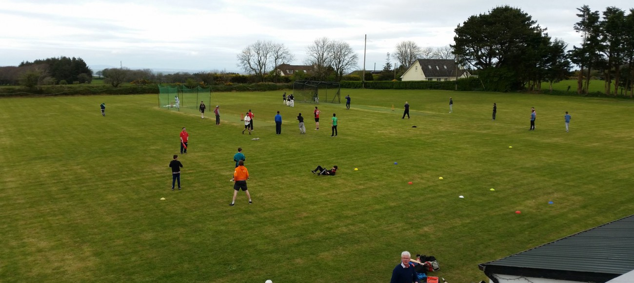 Pre-season Cricket Training