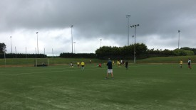 New Astroturf Pitch at Cork Harlequins