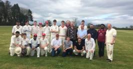 New Cricket Season Underway