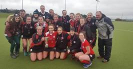 Cork Harlequins Women's Team Highlights 2016-17