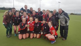 Cork Harlequins Women's Team Highlights 2016-17