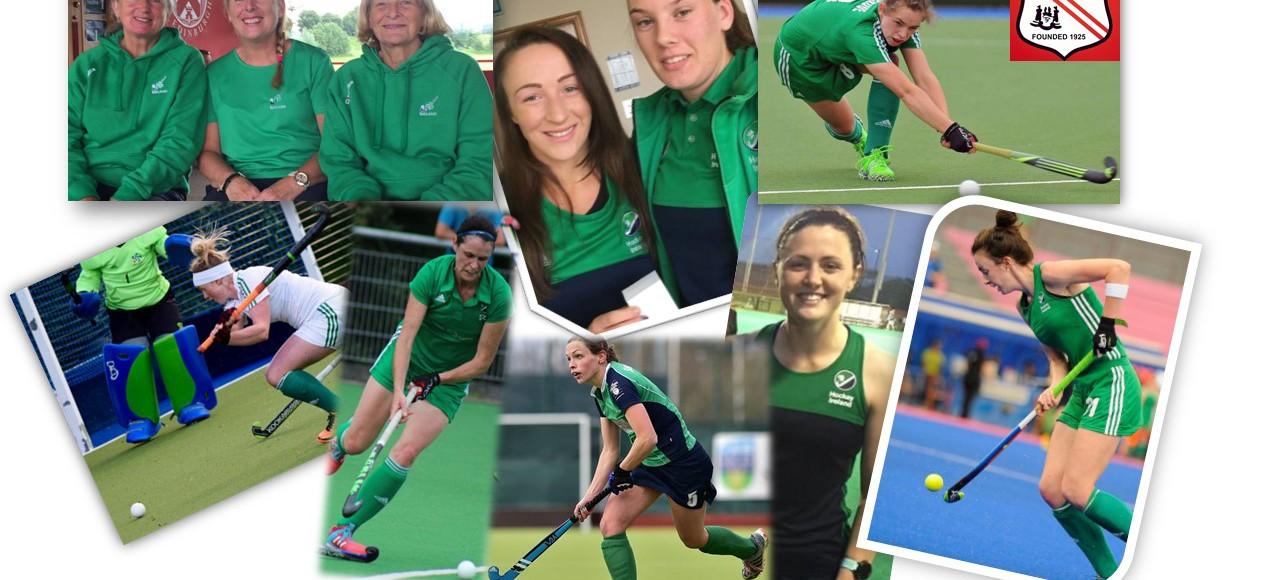 Irish Quins Women 2017