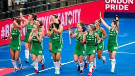 Quarter Final for Irish Hockey Team